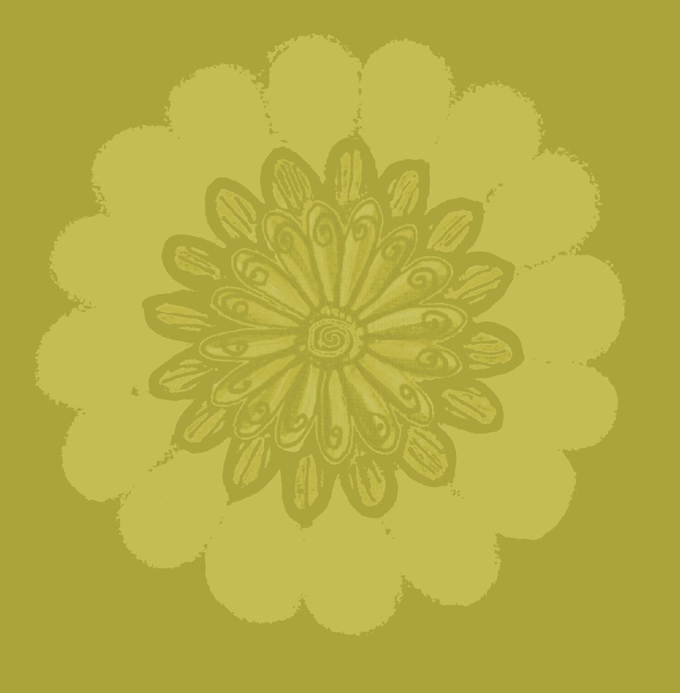 Bullet Flower gelb