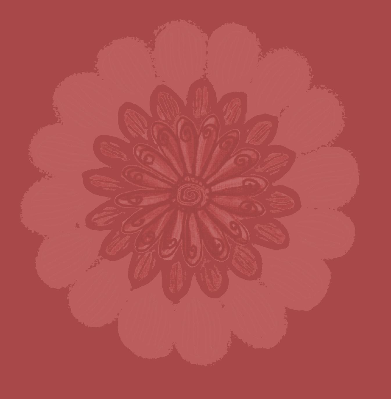 Bullet Flower red
